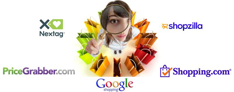 Top 5 Comparison Shopping Engines | Blog | Data4eCom com